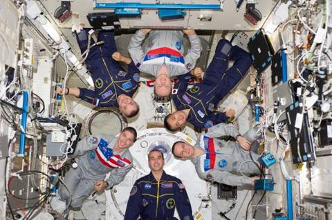 Ukraina, Crưm, ISS, NASA, Soyuz
