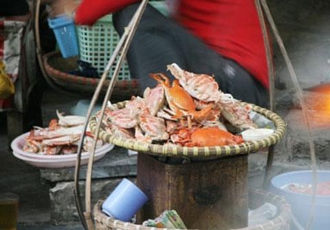 hải-sản, tôm, cá-tầm, cá-quả, chất-cấm, nhiễm-độc, hóa-chất, ngộ-độc, thức-ăn, ngao, cua, ghẹ, hải-sản-ngất,