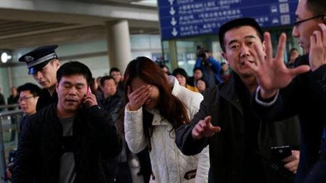 Máy bay Malaysia chở 239 người rơi cách đảo Thổ Chu 153 hải lý