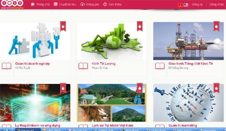 Ra mắt phần mềm nền tảng cho học liệu mở
