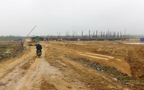 khốn khổ, đòi lại, 3 triệu đô, dự án, UBND tỉnh Hà Tĩnh