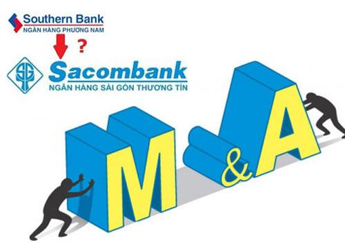 Sacombank công bố tờ trình sáp nhập với Phương Nam