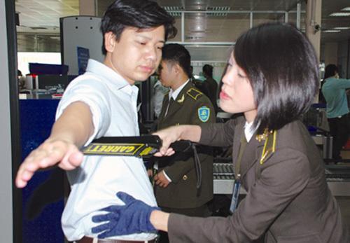 Đến lượt Nội Bài siết chặt an ninh hàng không