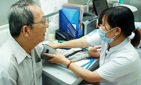 tăng huyết áp, GS Nguyễn Lân Việt