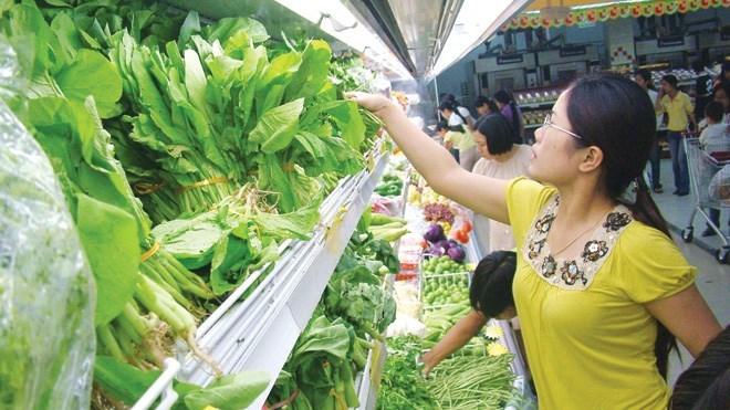 Đường dây tuồn rau không nguồn gốc vào siêu thị lớn
