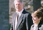 Bill Clinton giúp mẹ chồng của Chelsea tranh cử