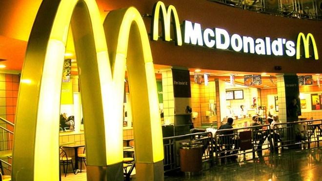 McDonald, ngoại cảm, kinh doanh, ẩm thực, thị trường