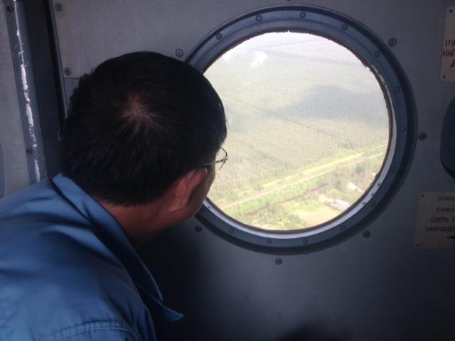 Malaysia nhờ Việt Nam sang tìm máy bay mất tích
