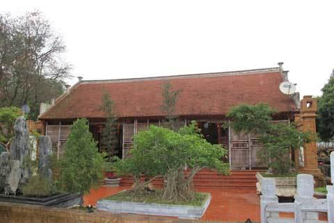 Nhà độc gỗ mít: Đại gia kiềng nể lão nông Hà Nội