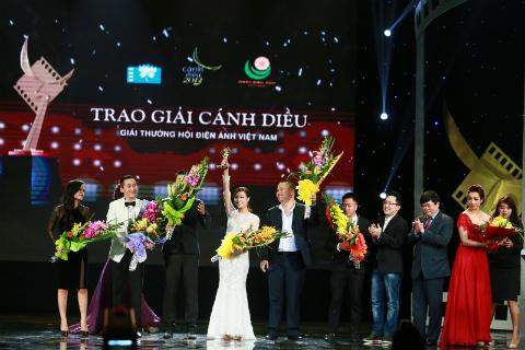cánh diều, thần tượng, giải, phim Việt