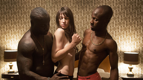phim Cuồng dâm, diễn sex, kiểm duyệt, Lars von Trier