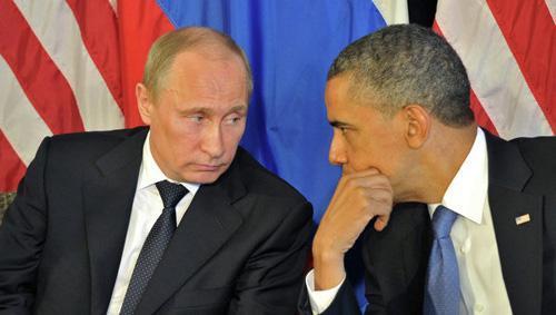 Putin – Obama: Cuộc đấu khiến giới tài phiệt 'đổ lệ'