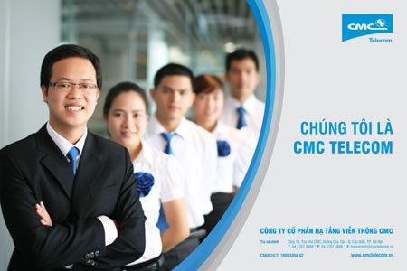 CMC Telecom, Thương hiệu mạnh, VTVnet, Internet CMC
