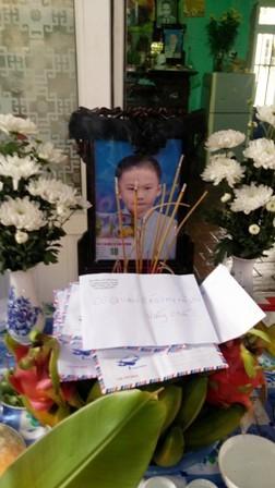 tử vong; Bắc Ninh; điếu cày; bố đánh; 8 tuổi