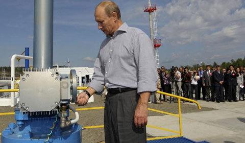 Putin: Quân cờ khí đốt khiến châu Âu ớn lạnh