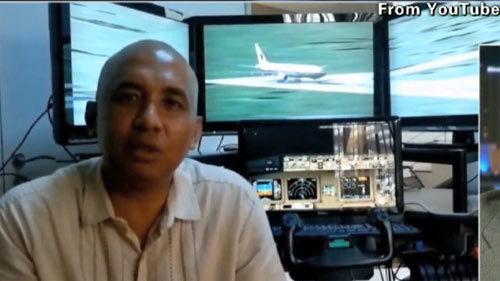 MH370, máy bay, mất tích, mô hình, manh mối, điều tra