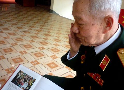 Điện Biên Phủ, Đại tướng Võ Nguyên Giáp,