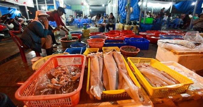 Sướng như đi chợ hải sản Đà Nẵng