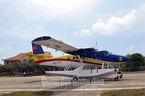 Thủy phi cơ lần đầu tiên có mặt tại Trường Sa