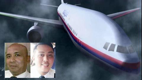 MH370, chuyển hướng, liên lạc, phi công