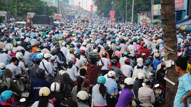 Việt Nam đang thừa xe máy