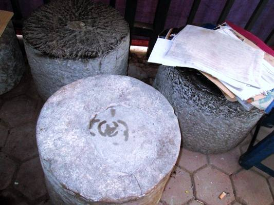 trà đá, cối cổ, Phú Thượng, Hà Nội