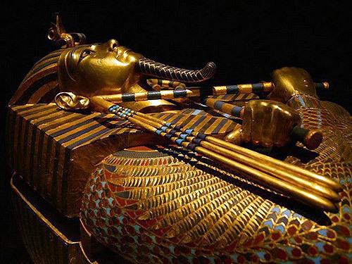 lời nguyền của pharaoh