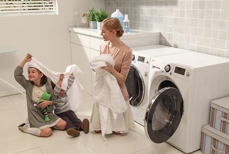 quần áo, máy giặt, mẹo hay