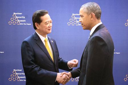 hạt nhân, Tổng thống Mỹ, TPP