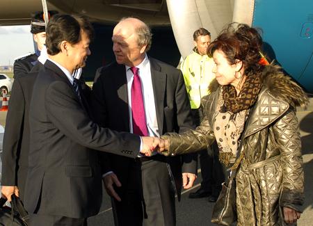 Thủ tướng Nguyễn Tấn Dũng, Đoàn Việt Nam, hội nghị, Hà Lan, Hồ Cẩm Đào, Obama
