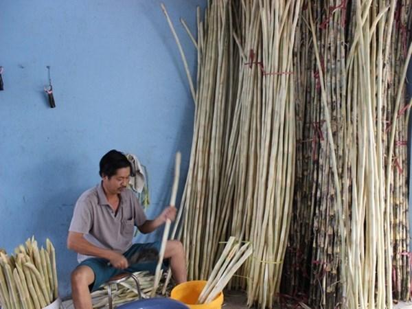 Quán nước mía bán 2.000 ly mỗi ngày ở Sài Gòn