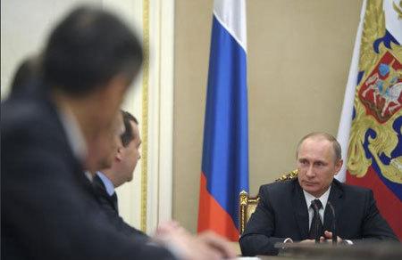Putin, Trung Quốc, Nga, Crưm, Ukraina, Mỹ