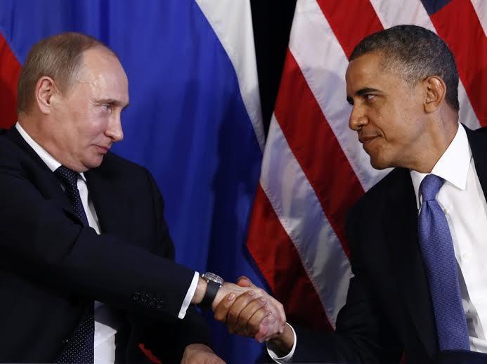 Obama hứa xa, Putin đòn gần: Ukraine lãnh đủ