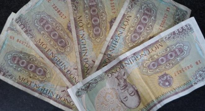 Đổi tờ 1 ngàn seri đẹp lấy 100 ngàn đồng - VietNamNet