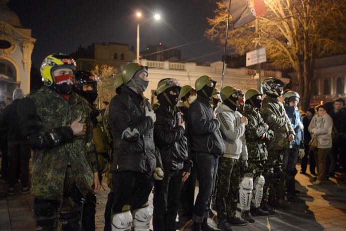 Trận quyết đấu trong nội bộ chính quyền Ukraina