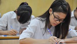 Công bố chi tiết lịch thi tốt nghiệp