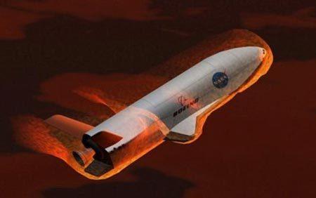 Bí ẩn về tàu vũ trụ tuyệt mật của Mỹ