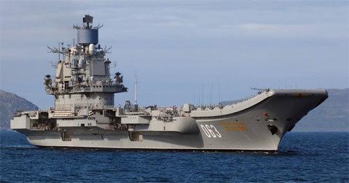 Hạm đội phương Bắc của Nga tập trận rầm rộ