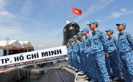 Thủ tướng, tàu ngầm, hải quân, Cam Ranh
