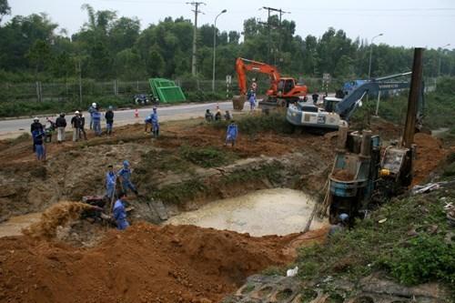 nước sạch, sông Đà, 'bí mật', Vinaconex, xây dựng, công trình
