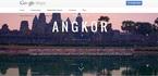 Du lịch Angkor miễn phí nhờ Google Maps