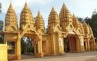 Đại gia Trầm Bê bỏ 600.000 USD xây ngôi chùa thứ 9
