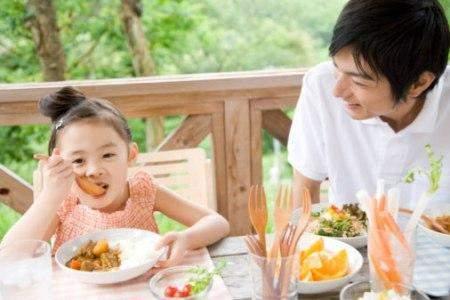 nuôi con, dinh dưỡng, thực phẩm