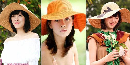 4 kiểu tóc đội mũ cực xinh vào ngày hè 1
