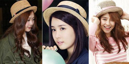 4 kiểu tóc đội mũ cực xinh vào ngày hè 8