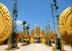Bật mí 9 ngôi chùa trăm tỷ của đại gia Trầm Bê