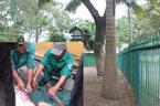 Phẫn nộ cảnh giết nai giữa công viên Đà Nẵng