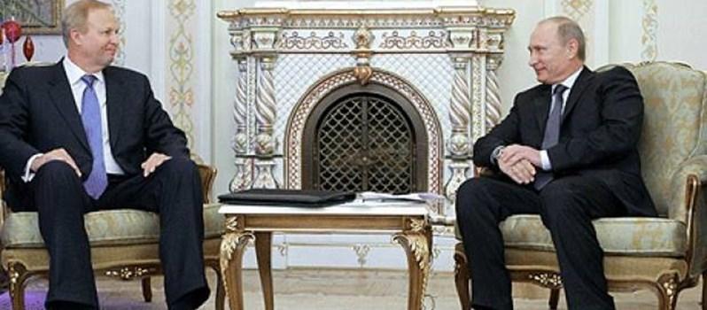 Chơi với Putin, BP - Anh gặp họa