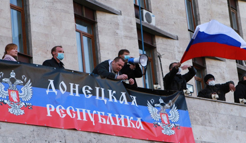 Nga quan ngại về lính đánh thuê tại đông Ukraina