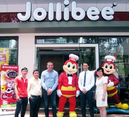 Foodpanda tiếp tục hợp tác với thương hiệu quốc tế lớn